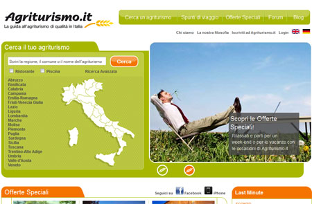 Agriturismo.it Home Page