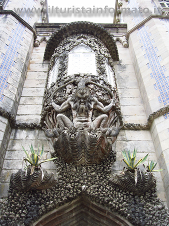 Palacio da Pena - satiro