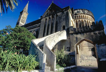 Stone Town, la capitale di Zanzibar