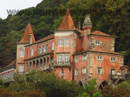 Villa sulle colline di Sintra