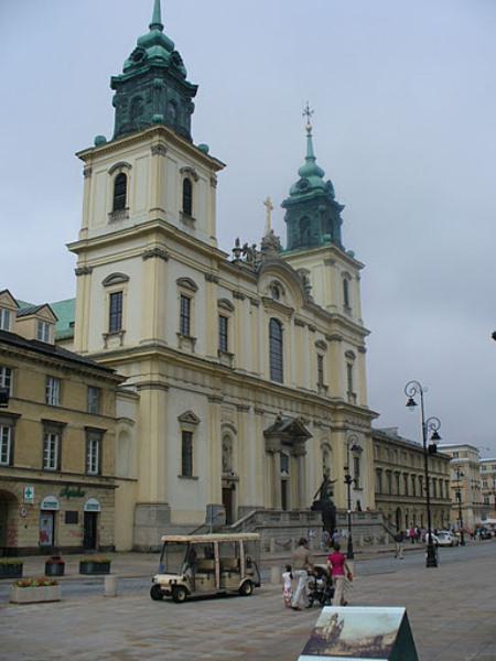 Chiesa di Santa Croce Varsavia