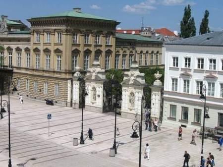Università di Varsavia - Palazzo Kazimierzowski
