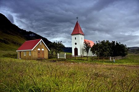 Church - Kalfafell