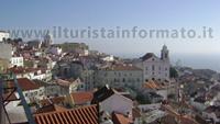 Panorama Lisbona