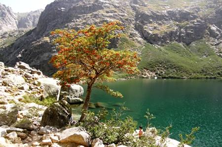 Lac de Melo - Corsica