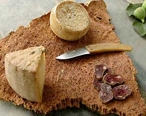 formaggi in Corsica