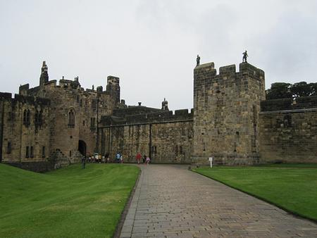 Castello di Alnwick - Foto di joohncooke