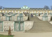 Palazzo, Sanssouci, Potsdam