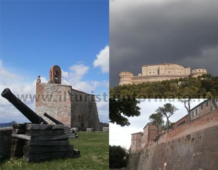 Verucchio - San Leo - Santarcangelo