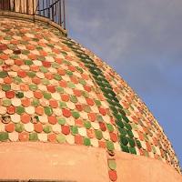 Grottaglie - il cupolone maiolicato della chiesa Madre (Fonte: Solito)