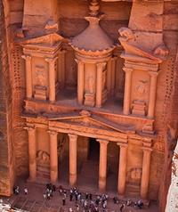 Petra - Giordania (Fonte Flickr: sharnik)