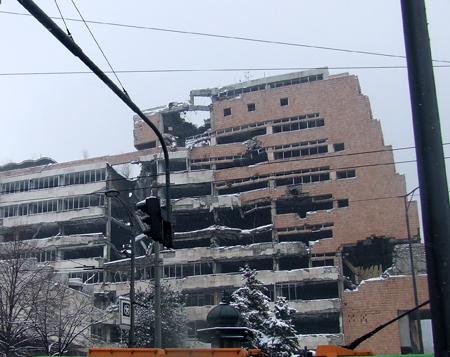 Bombardamenti del 1999