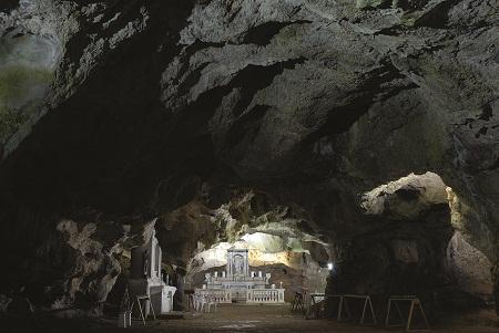 Grotta di San Michele - Cagnano Varano - Puglia