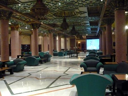 Atlantic Palace hall