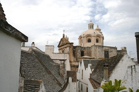 Locorotondo - centro storico