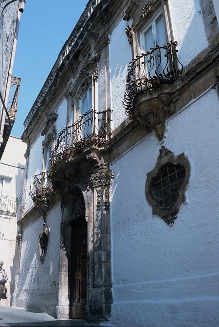 Martina Franca - centro storico