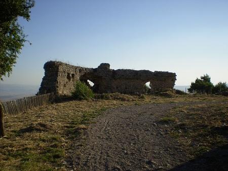 Sant'Agata, il castello - autore Giorgio Guarini