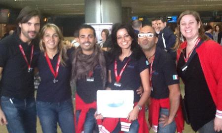 Staff Samovar Incentive ed Il Turista Informato