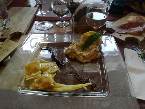 Pranzo a La Roda