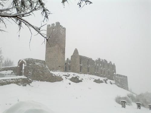 Rovine Castel Belfort