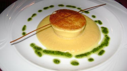 Tortino di parmigiano - La tanta dell'Ermellino