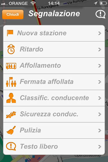 Notifiche Croud-Sourced