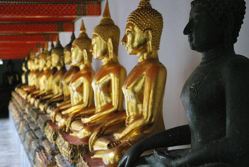 Thailandia - I Templi