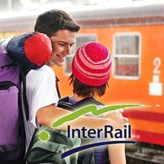 In viaggio con InterRail