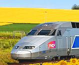 Parigi in treno con il TGV!