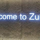 Aeroporto di Zurigo: pensato per i viaggiatori