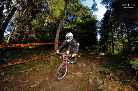 In Mountain Bike alla Paganella