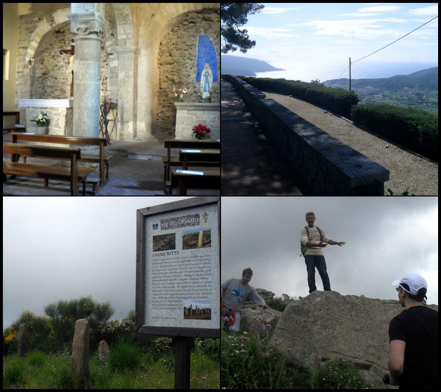 San Piero e Vie del Granito