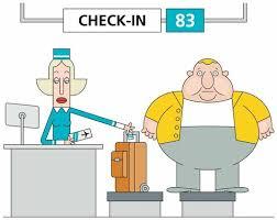 Bagagli e passeggeri sulla bilancia?