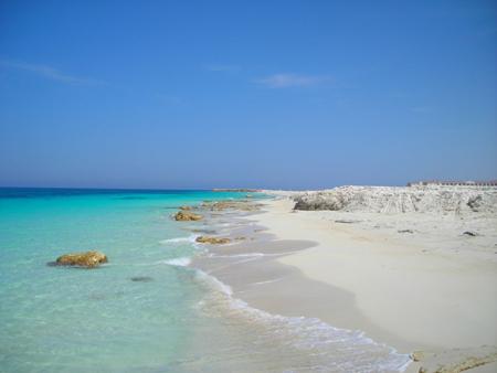 Spiaggia El Alamain