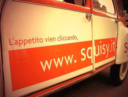 La macchina Squisy