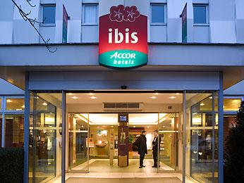 Uno degli hotel Ibis