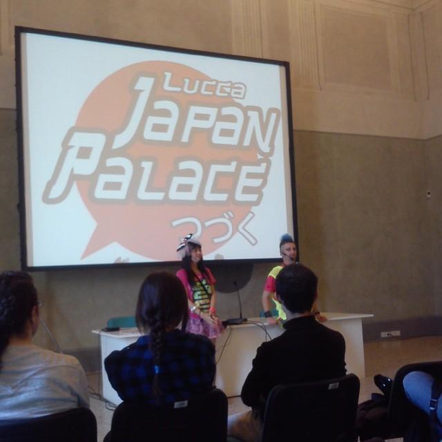 Lezione di giapponese al Japan Palace