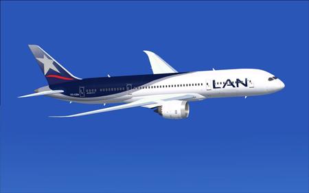 Un volo LAN