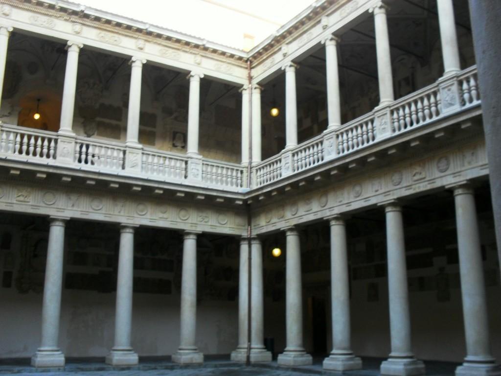Cortile Nuovo di Palazzo Bo