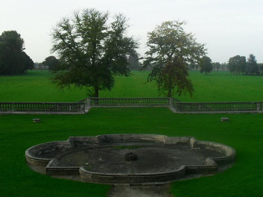 Parco visto dalla Villa