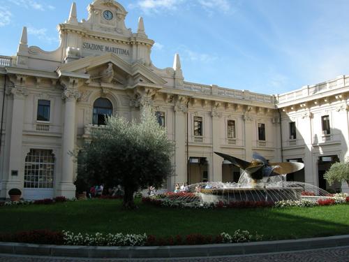 Stazione Marittima Genova