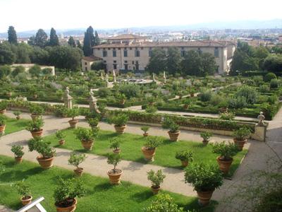 Villa di Castello (FI)