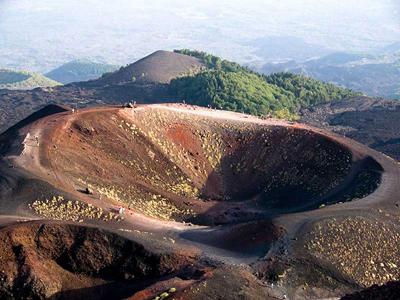 Etna - Cratere Silvestri