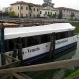 Navigare lungo il Brenta con il Burchiello