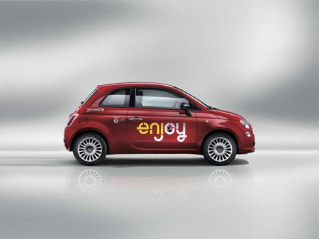 Fiat 500 - Enjoy