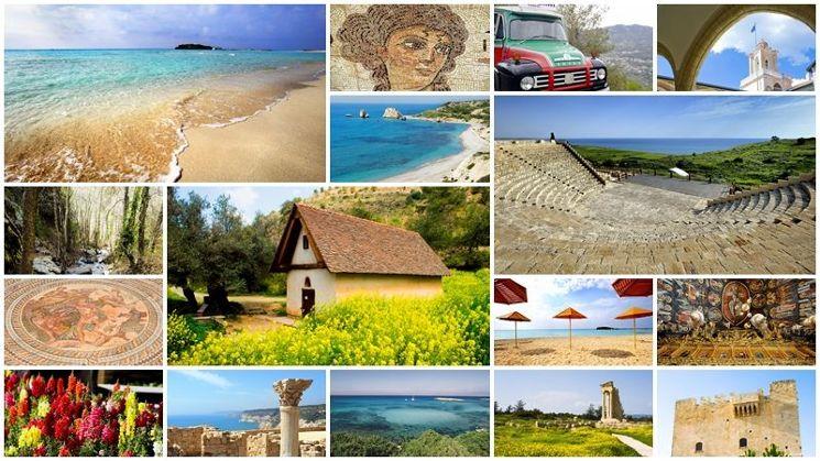 cipro città principali