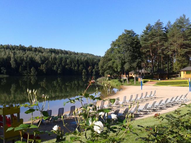 Camping in Lituania