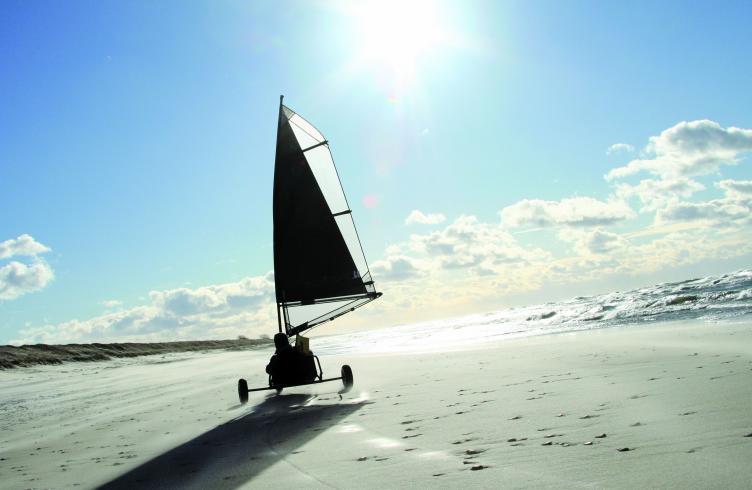 Sailing ice