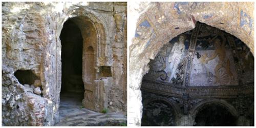 Scorci della Grotta Doria - Foto di Antonio Figari