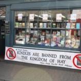 Ti piace leggere? Visita l'Hay Festival!
